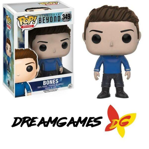 Figurine Pop Star Trek Beyond 349 Bones VAULTED