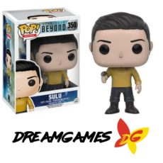 Figurine Pop Star Trek Beyond 350 Sulu VAULTED