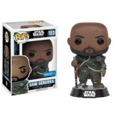 Figurine Pop Star Wars 153 Saw Gererra VAULTED