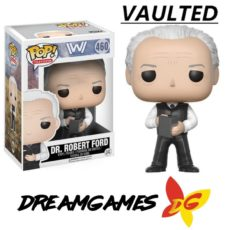 Figurine Pop Westworld 460 Dr Robert Ford VAULTED