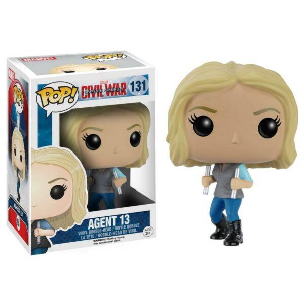 Figurine Pop Marvel 131 Agent 13
