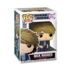 Figurine Pop Duran Duran 129 Nick Rhodes