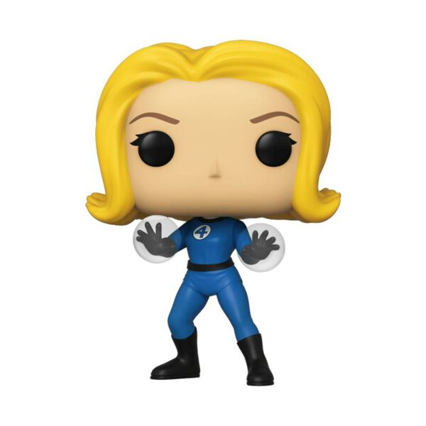 Figurine Pop Fantastic Four 558 Invisible Girl