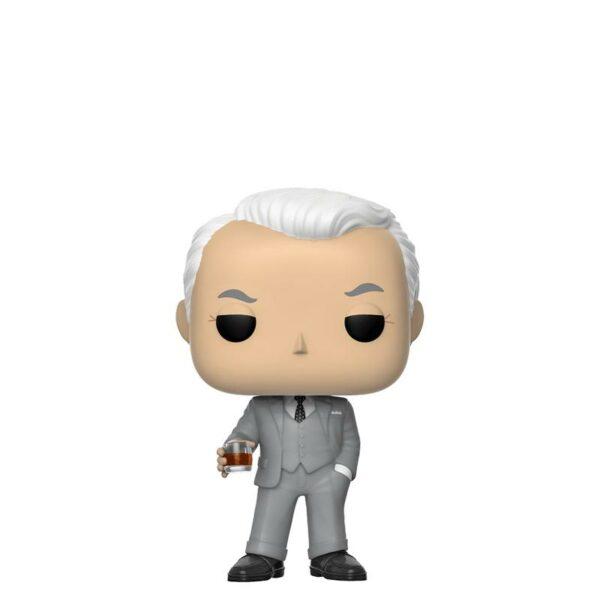 Figurine Pop Mad Men 911 Roger Sterling