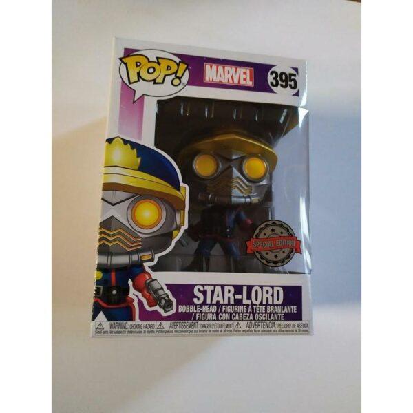 Figurine Pop Marvel 395 Star-Lord