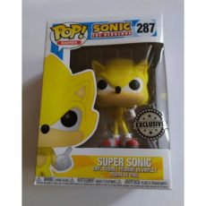 Figurine Pop Sonic 287 Super Sonic