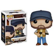 Figurine Pop Supernatural 305 Bobby Singer