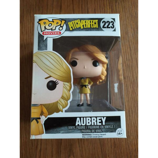 Figurine Pop Pitch Perfect 223 Aubrey (Not mint) 1