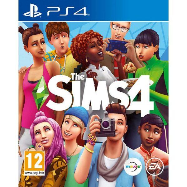 Les Sims 4 PS4 1