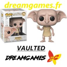 Figurine Pop Harry Potter 75 Dobby Snapping Fingers VAULTED