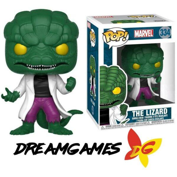 Figurine Pop Marvel 334 The Lizard