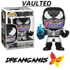 Figurine Pop Marvel Venom 510 Venomized Thanos VAULTED
