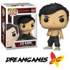 Figurine Pop Mortal Kombat 535 Liu Kang