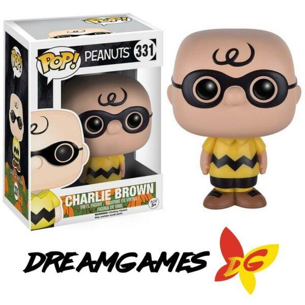 Figurine Pop Peanuts 331 Charlie Brown Halloween