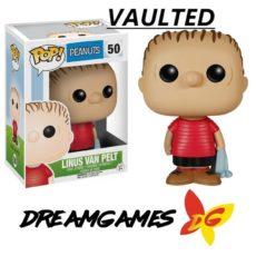 Figurine Pop Peanuts 50 Linus Van Pelt VAULTED
