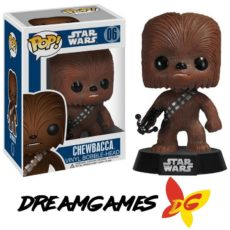 Figurine Pop Star Wars 06 Chewbacca