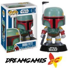 Figurine Pop Star Wars 08 Boba Fett