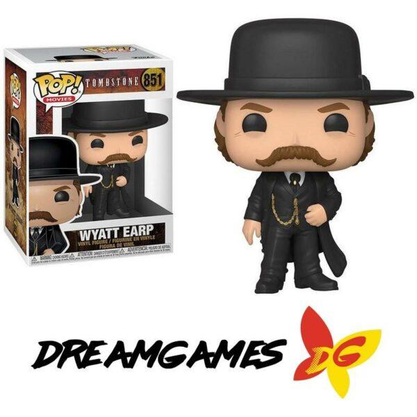 Figurine Pop Tombstone 851 Wyatt Earp