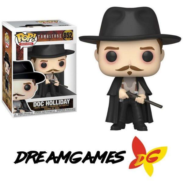Figurine Pop Tombstone 852 Doc Holliday