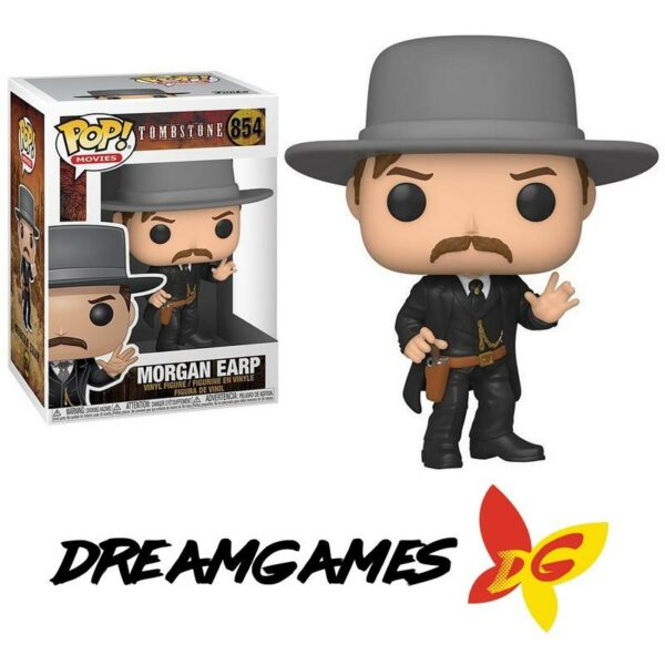 Figurine Pop Tombstone 854 Morgan Earp