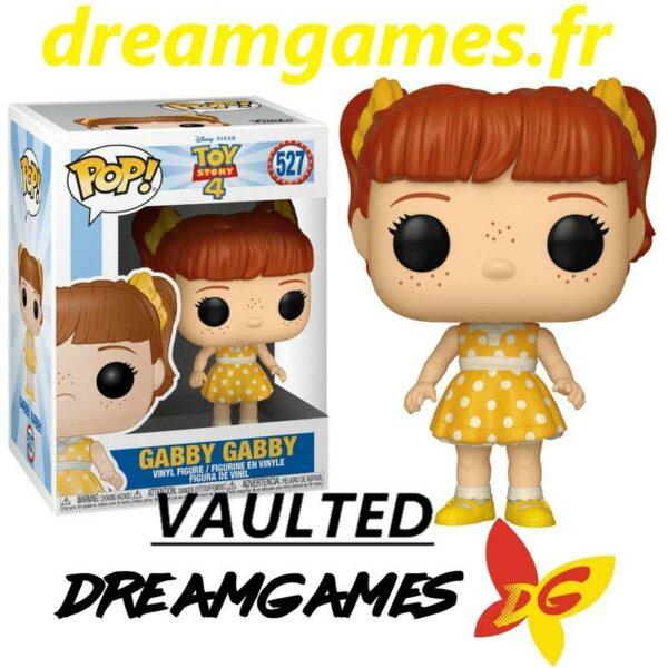 Figurine Pop Toy Story 4 527 Gabby Gabby VAULTED