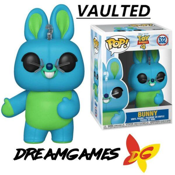 Figurine Pop Toy Story 4 532 Bunny VAULTED