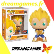 Figurine Pop Dragon Ball Z 669 Vegeta NYCC 2019