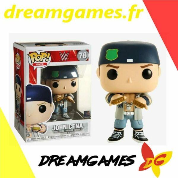 Figurine Pop WWE 76 John Cena
