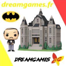 Figurine Pop Batman 13 Alfred with Wayne Manor