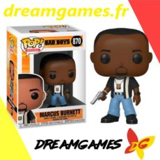 Figurine Pop Bad Boys 870 Marcus Burnett