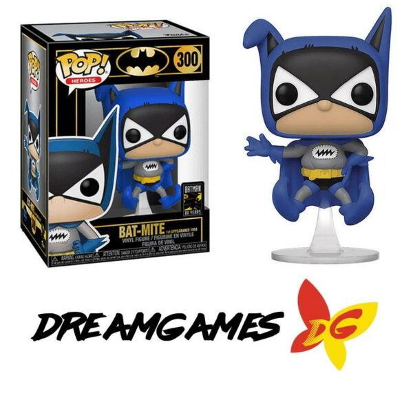 Figurine Pop Batman 300 Bat-Mite First appearance