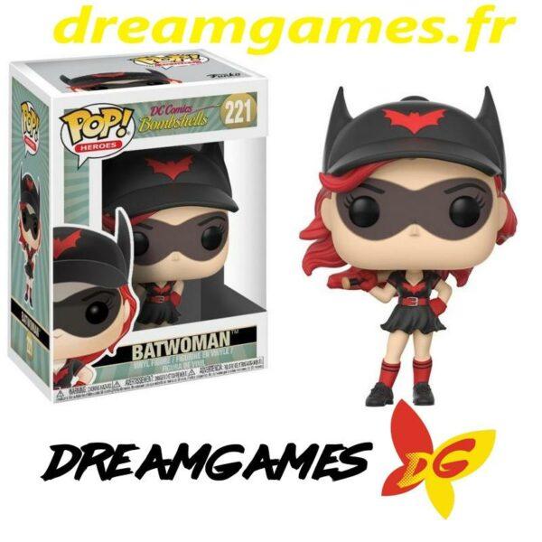 Figurine Pop DC Bombshells 221 Batwoman