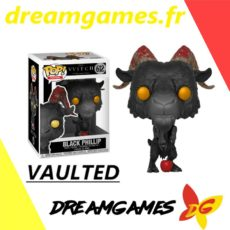 Figurine Pop The Witch 612 Black Phillip VAULTED