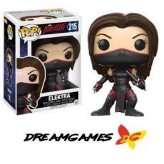 Figurine Pop Daredevil 215 Elektra