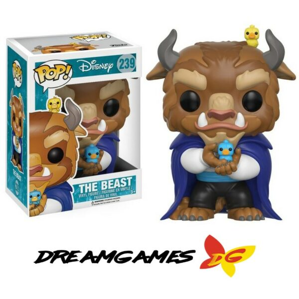 Figurine Pop Disney 239 The Beast