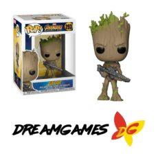 Figurine Pop Avengers Infinity War 293 Groot