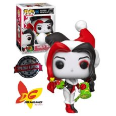 Figurine Pop Holiday Harley Quinn 299 Special Edition