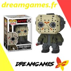 Figurine Pop Jason Voorhees 8-bit 23