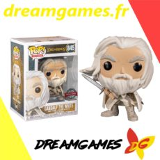 Figurine Pop The Lord of the Rings 845 Gandalf the White