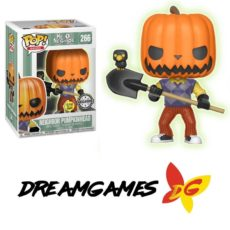 Figurine Pop Hello Neighbor 266 Neighbor Pumpkinhead