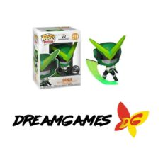 Figurine Pop Overwatch 519 Genji Sentai