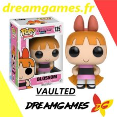 Figurine Pop Powerpuff Girls 125 Blossom VAULTED