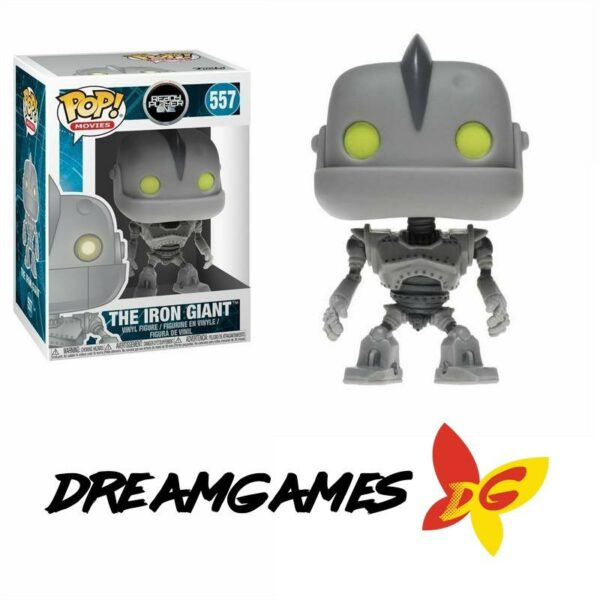 Figurine Pop Ready Player One 557 The Iron Giant