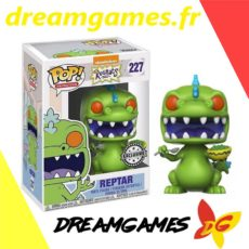 Figurine Pop Rugrats 227 Reptar Exclusive