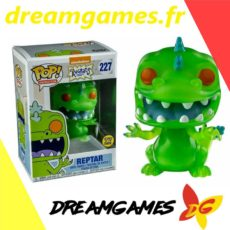 Figurine Pop Rugrats 227 Reptar GITD