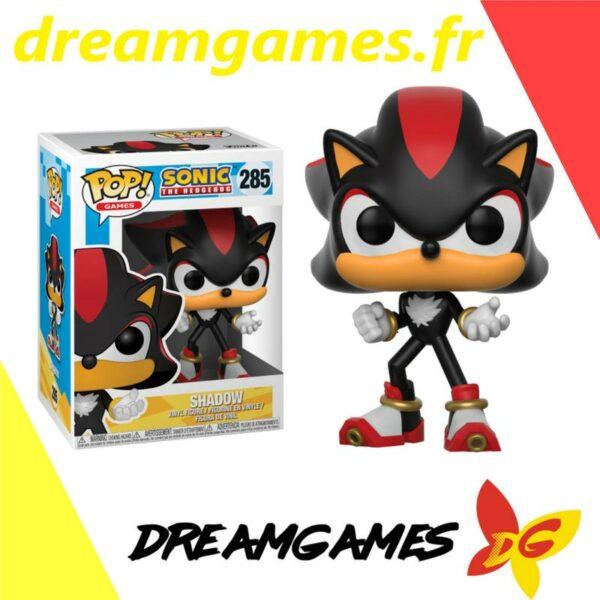 Figurine Pop Sonic 285 Shadow