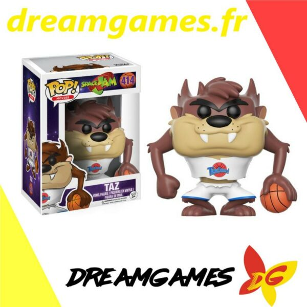 Figurine Pop Space Jam 414 Taz