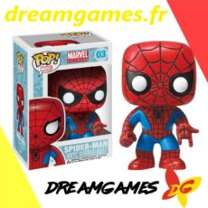 Figurine Pop Marvel Universe 03 Spider-Man