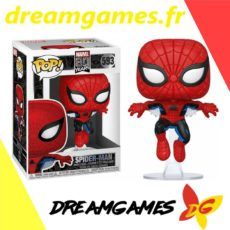 Figurine Pop Marvel 593 Spider-Man First Appearance