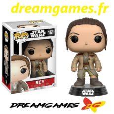 Figurine Pop Star Wars 161 Rey with jacket